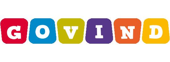 Govind kiddo logo