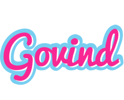 Govind popstar logo