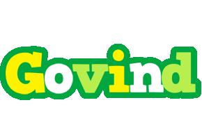 Govind soccer logo