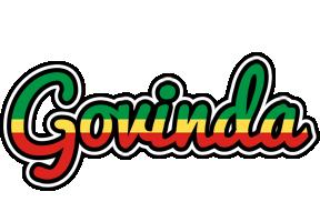 Govinda african logo
