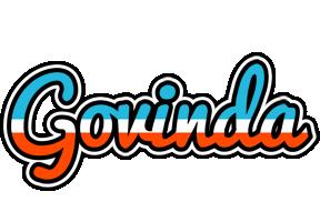 Govinda america logo