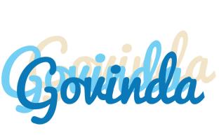 Govinda breeze logo