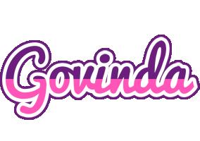 Govinda cheerful logo