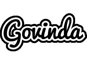 Govinda chess logo