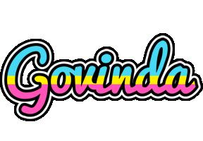 Govinda circus logo