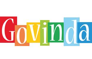 Govinda colors logo