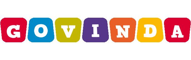 Govinda daycare logo