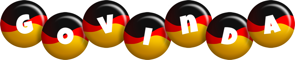 Govinda german logo