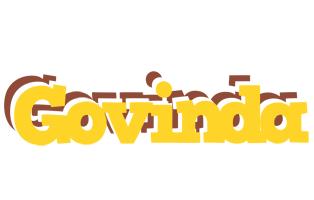 Govinda hotcup logo