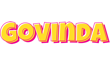 Govinda kaboom logo