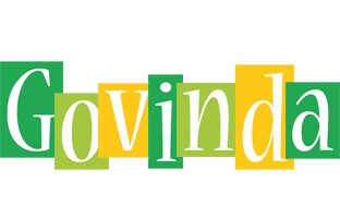 Govinda lemonade logo
