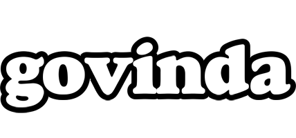 Govinda panda logo