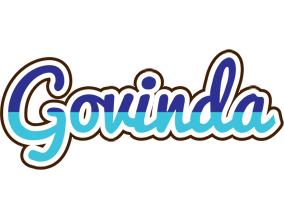 Govinda raining logo