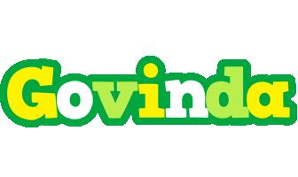 Govinda soccer logo