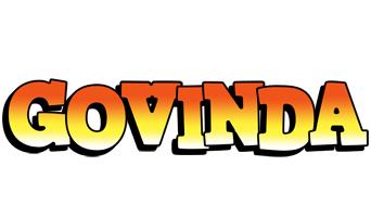 Govinda sunset logo
