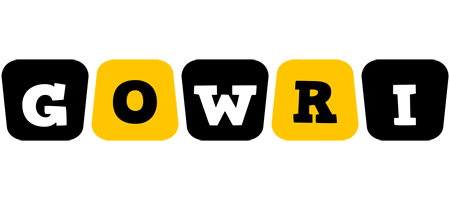 Gowri boots logo