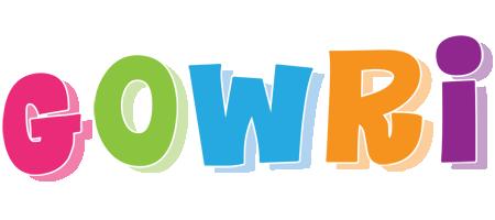 Gowri friday logo