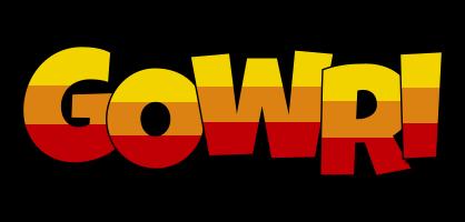 Gowri jungle logo