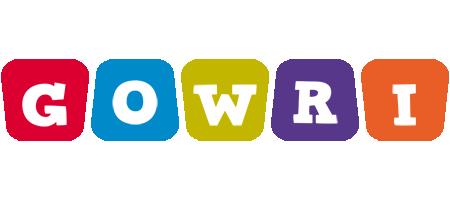 Gowri kiddo logo
