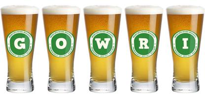 Gowri lager logo