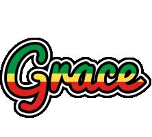Grace african logo