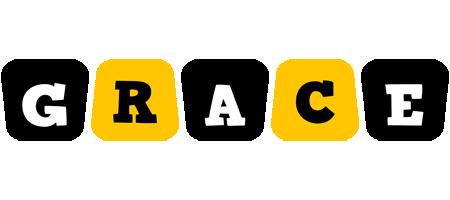 Grace boots logo