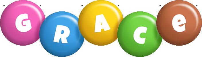 Grace candy logo