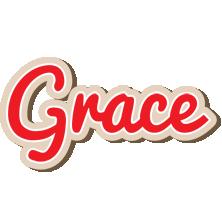 Grace chocolate logo