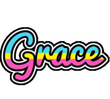 Grace circus logo