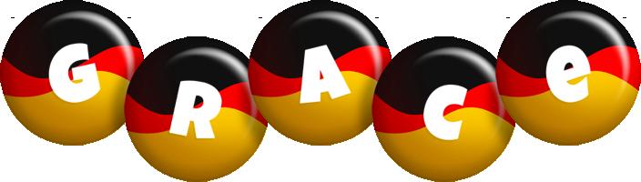 Grace german logo