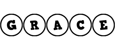 Grace handy logo