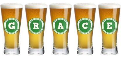 Grace lager logo