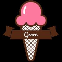 Grace premium logo