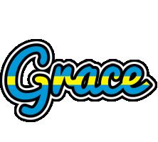 Grace sweden logo