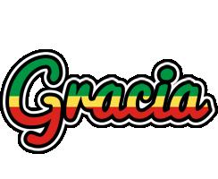 Gracia african logo