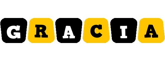 Gracia boots logo