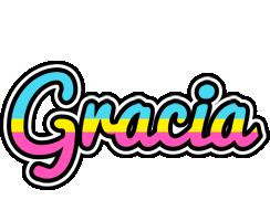 Gracia circus logo