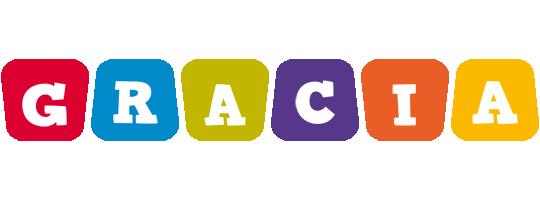 Gracia daycare logo
