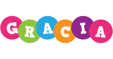 Gracia friends logo