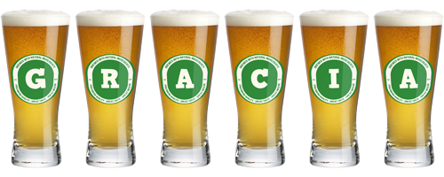 Gracia lager logo