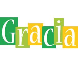 Gracia lemonade logo