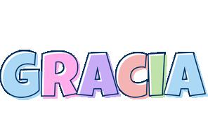 Gracia pastel logo
