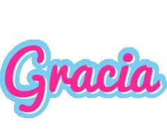 Gracia popstar logo