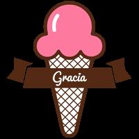 Gracia premium logo