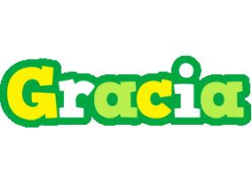 Gracia soccer logo