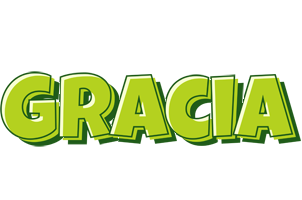 Gracia summer logo