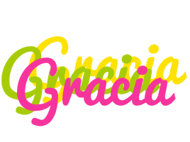 Gracia sweets logo
