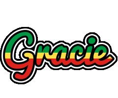 Gracie african logo