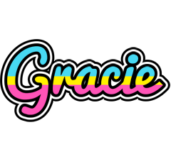 Gracie circus logo