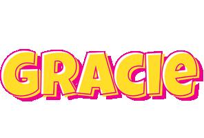 Gracie kaboom logo